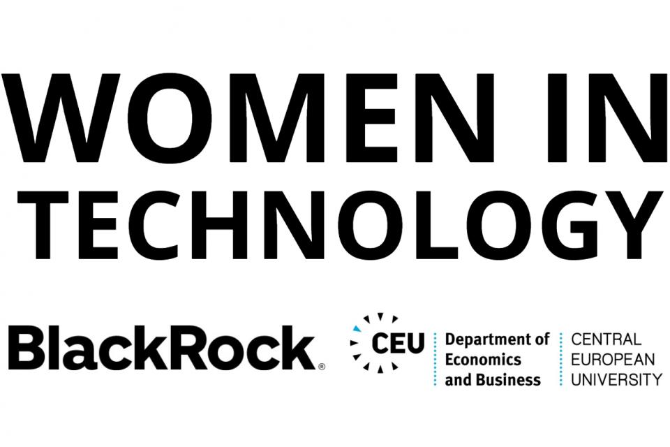 CEU BlackRock Women in Technology Scholarship