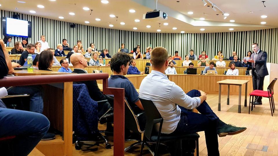 Finance@CEU expert speaker series