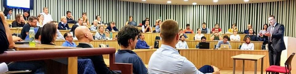 Finance@CEU expert speaker series CEU MS in Finance
