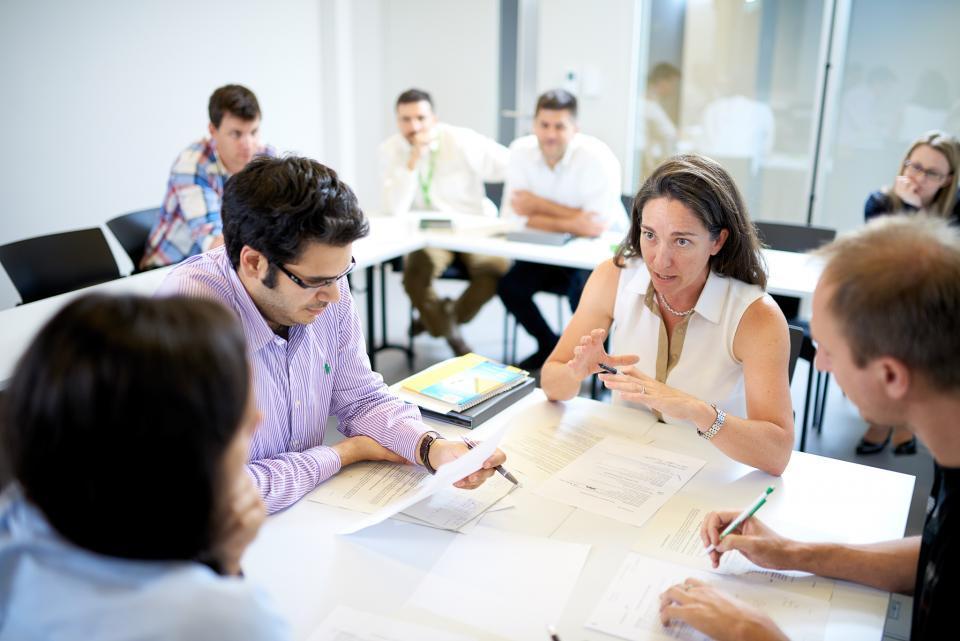 CEU Economics Business PhD Business Administration Management