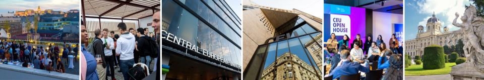 CEU Economics Business Budapest Vienna