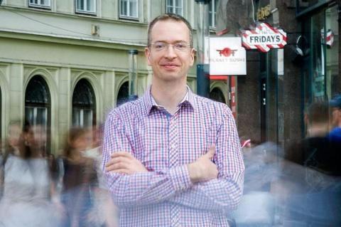 CEU Adam Szeidl Econometric Society Fellows