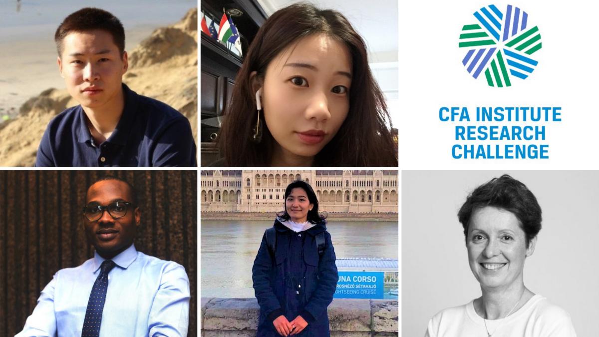 CEU MS in Finance CFA Research Challenge 2021